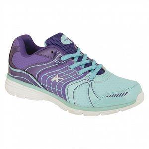 Shoes - NWOT Purple & Teal Athletic Shoe   10